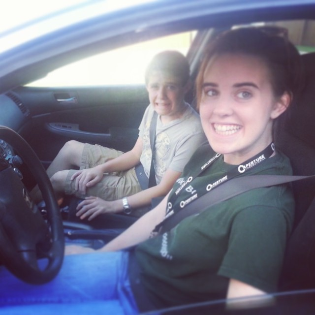 Teenage Drivers and Lessons in Mercy